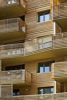 Grenelle, 35 Logements / Peripheriques Architectes
