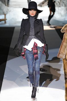 Dsquared2, Look #11