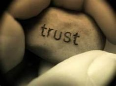 Christine's Journey to Life: Day 132 - But I Trusted You!
