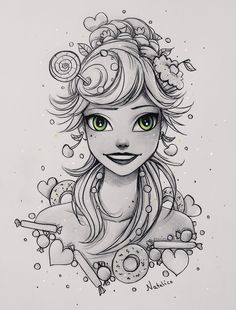 Sweet girl by natalico