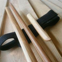 wood weapon Link: http://www.salignebokken.com/292-home_default/set-aikido-bokken-aiki.jpg