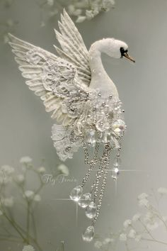 THE FAIRY SWAN - (via (1148) Pinterest: Discover and save creative...