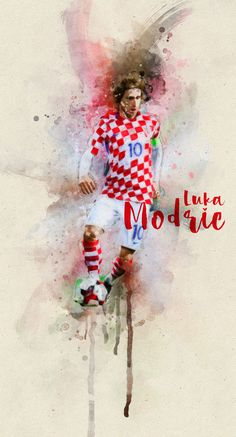 Luka Modric - World Cup 2018