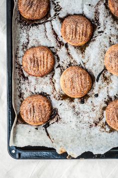 Something only we know – Our favourite cinnamon shortbreads