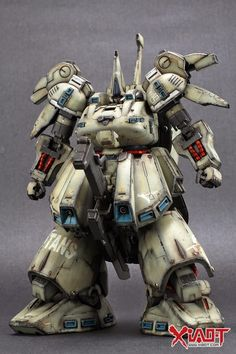 "Custom Build: MG 1/100 PMX-003 The-O ""Detailed"" - Gundam Kits Collection News and Reviews"