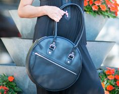 Stylish Plus Size Womens Apparel Leather Tote Bags by EUGfashion