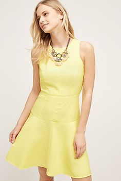 Limone Dress #anthropologie