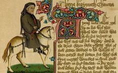 Chaucer  http://www.medievalists.net/2014/09/02/guilt-creativity-works-geoffrey-chaucer/  #Chaucer