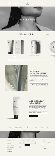 Modern, clean and natural skincare branding and cosmetic packaging. Simple and sophisticated, professional apothecary website and e-commerce. Simple neutral color palette, minimalist brand design, clean and modern web design. Web Design Trends, Design Websites, Ecommerce Web Design, Homepage Design, Corporate Website Design, Resume Design, Minimal Web Design, Clean Web Design, Modern Web Design