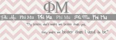 made this for myself for my Cover Photo on facebook, yeah phi mu!