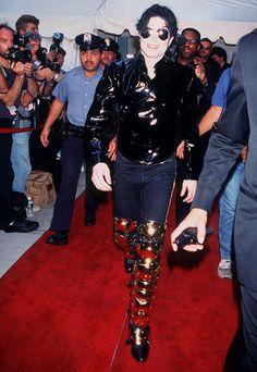 MJ at vmas