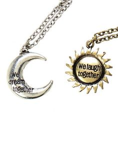 Hey, I found this really awesome Etsy listing at https://www.etsy.com/listing/229253584/bff-necklace-set-sun-and-moon-bff