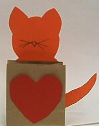 Making something similar to this for our Mom's Club Valentine Party