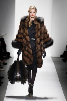 dennis basso fur   | Wow! Dennis Basso creations for 2012 - 13! Excellent! | TOUCH MY FUR