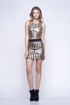 Get Down Mini Skirt