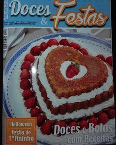 Revista Doces & Festas n'4 (Outubro 2016)