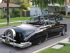 Tight - If I ever get out to L.A. I hope I can find somebody with a low rider who will show me around town.