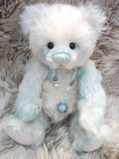 CHARLIE BEARS BREEZE 2010 NON UK ISABELLE COLLECTION LIMITED MOHAIR BEAR VHTF