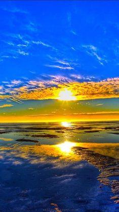 Beautiful Ocean Sunrise - Bing Images
