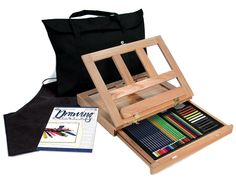 Amazon.com: Royal & Langnickel Drawing Easel Art Set with Easy to Store Bag