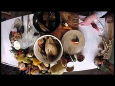 Cailles aux épices et fruits exotiques - YouTube