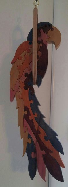 Puzzle perroquet