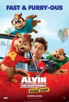 IMDb Link: http://www.imdb.com/title/tt2974918 Genres: Animation, Adventure, Comedy  Kualitas: BluRay 720p Format: MatRoska (Mkv) File Size: 800MB Subtitle: Ya (Indonesia)    Movie Title: Alvin and the Chipmunks: The Road Chip (2015) Director: Walt Becker Stars: Jason Lee, Jesica Ahlberg, Josh Green Release Date: 12 February 2016 (UK) Resolution: 1280x534 Runtime: 01:32:00 Encoder: MkvCage (MC) Team Source: PROPER.720p.BluRay.x264-SAPHiRE