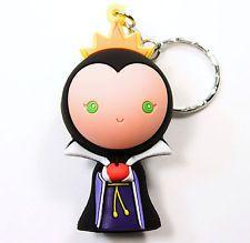 Evil Queen Keychain