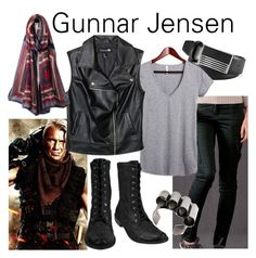 """""""Gunnar Jensen"""" by fandom-wardrobes ❤ liked on Polyvore featuring GUNNAR, Boden, Forever 21, EAST, MIA, Friis & Company, women's clothing, women, female and woman"""