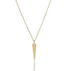 MIRA SPIKE PENDANT - necklaces - Shop by Category | Sarah Chloe