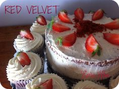 Red velvet sin colorantes