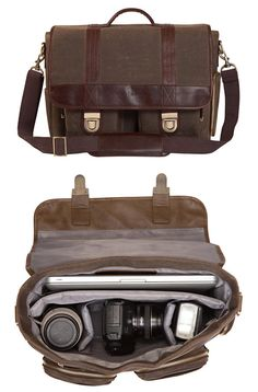 The 10 Most Stylish Camera Bags - http://stylishlyme.com/shopping/the-10-most-stylish-camera-bags/