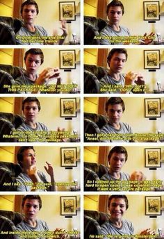 How Ansel Elgort was told that he would be playing as Augustus Waters... #tfios