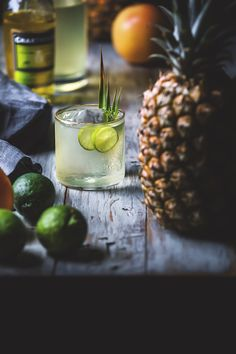 Chartreuse and Tequila Milk Punch | HonestlyYUM (honestlyyum.com)