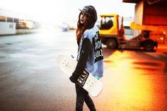Skater girl outfit Ebba Zingmark