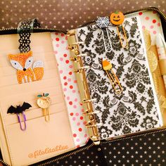 Filofax Personal  or A5/Large for Kate Spade by LolitaBlueShop