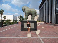 El Caballo de Botero, Monterrey, NL