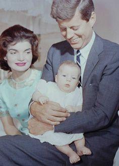 Jack & Jackie with Caroline