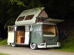plannedspace. Really nice well kitted out Campervan! #VWCampervan