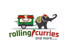 Rolling Curries and more. logo design by Start your own logo design contest and get amazing custom logos submitted by our logo designers from all over the world. Professional Logo Design, Curries, Logo Design Contest, Custom Logos, Design Projects, India, Kitchen, Travel, Curry