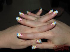 The Daily Nail: I'll Take You to the Candy Shop...