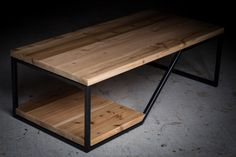 The Doppio Coffee Table