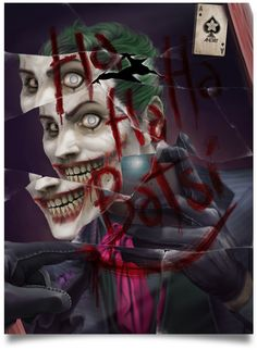Joker por Paolo Andrey