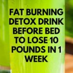 Fat Burning Detox Drink Before Bed To Lose 10 Pounds In 1 Week - Weight loss - Liver Detox Drink, Cleanse Your Liver, Detox Tea, Detox Drink Before Bed, Drinks Before Bed, Makeup Tricks, Stubborn Belly Fat, Lose Belly Fat, Turmeric Detox
