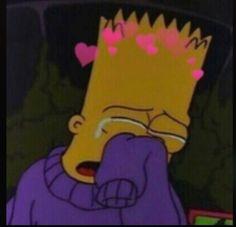 Recently shared bart triste ideas & bart triste pictures Foto Cartoon, Cartoon Icons, Cartoon Memes, Mood Wallpaper, Disney Wallpaper, Cartoon Wallpaper, Lisa Simpson, Simpson Wallpaper Iphone, Iphone Wallpaper