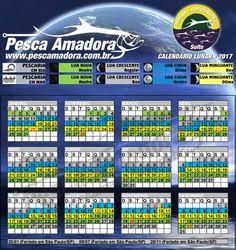 Calendário de Pesca – Fases da Lua   Portal Pesca Amadora Esportiva