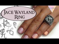 Zobacz zdjęcie DIY Jace Wayland Ring || The Mortal Instruments w pełnej rozdzielczości