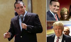 """Cruz still won't endorse Trump; GOP congressman calls him an """"a**hole"""" #DailyMail 