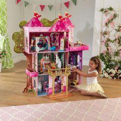 "American Girl size Area Rug Cowhide Hair Black 18/""x12/"" Kaya Doll House Furniture"
