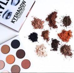 Pre Order - Kylie Jenner Kyshadow Kit Eyeshadow Palette Bronze Cosmetics #KylieCosmetics